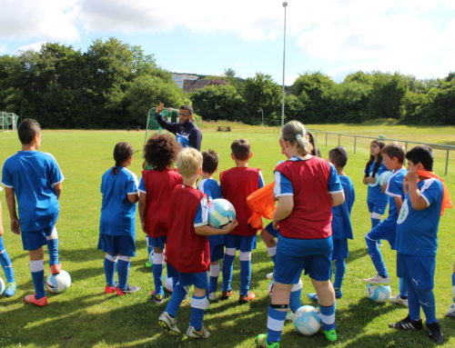 FuNah-Fußballcamp 2020